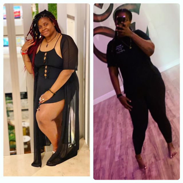 BEAST NATION, . No matter what TRUST THE PROCESS AND SEE IT THROUGH!!! . A HUGE, much needed, and well earned shout out to @geminiiroyalty for trusting BEAST FITNESS to help get her to her health and  fitness goals. The picture on the left is April 2021, the one on the right is September 2021. . There's no magic pill, there's no special shake, no yo-yo dieting….. it's about consistency day in and day out PERIOD. Realizing your goal and doing whatever it takes day by day to get there. . Come on out to BEAST Fitness and let us show you your potential….. let us help you become the greatness you're destined to be!!! . . SHOW UP! SHUT UP! PUT IN WORK! . . . #outdoorbootcamp #consistency #dontgiveup #wegotthis #nostoppingus #letsdothis #outdoorfitness #thisainteasy #framily #wegotyou #allornothing